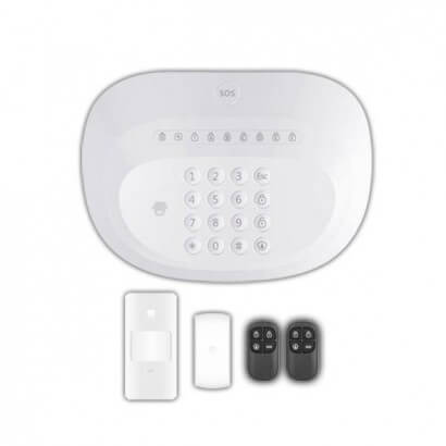 Kit Alarme sans fil RTC...