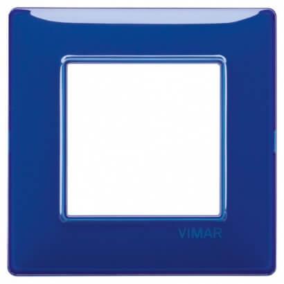 Plaque Plana 2M Reflex saphir