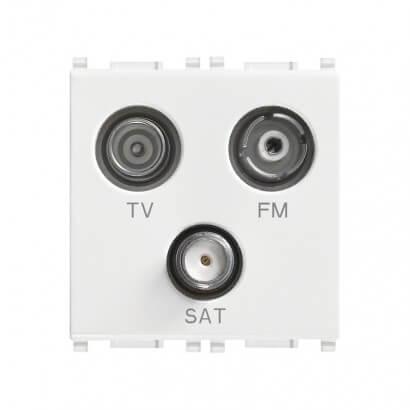 Prise TV-FM-SAT directe...