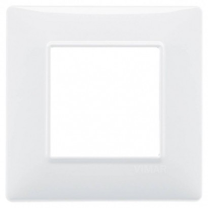 Plaque Plana 2M techn. blanc