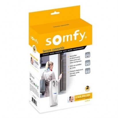 Serrure connectée Somfy