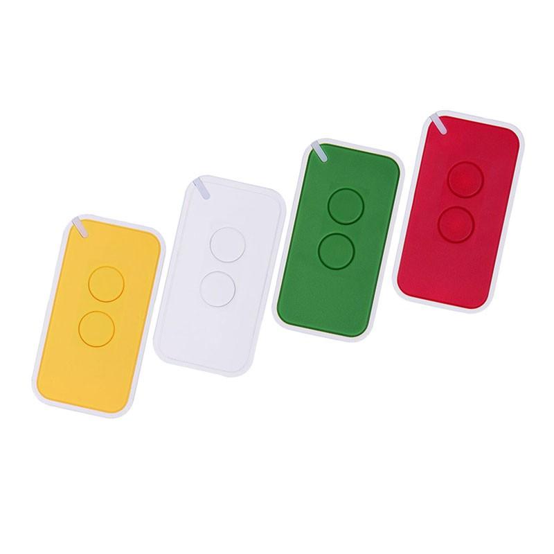 Mini télécommande universelle colorée sans fil, porte de garage - DCHDTLC00X -
